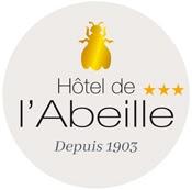 Logo Hôtel de l'abeille