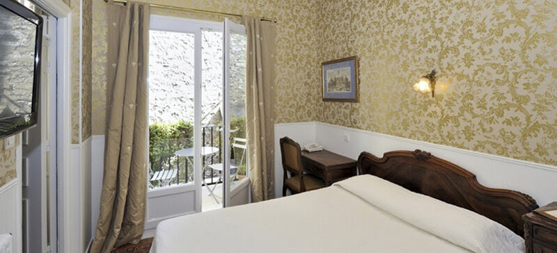 Single classique Hôtel de l'abeille